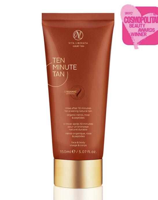 Ten Minute Tan Award