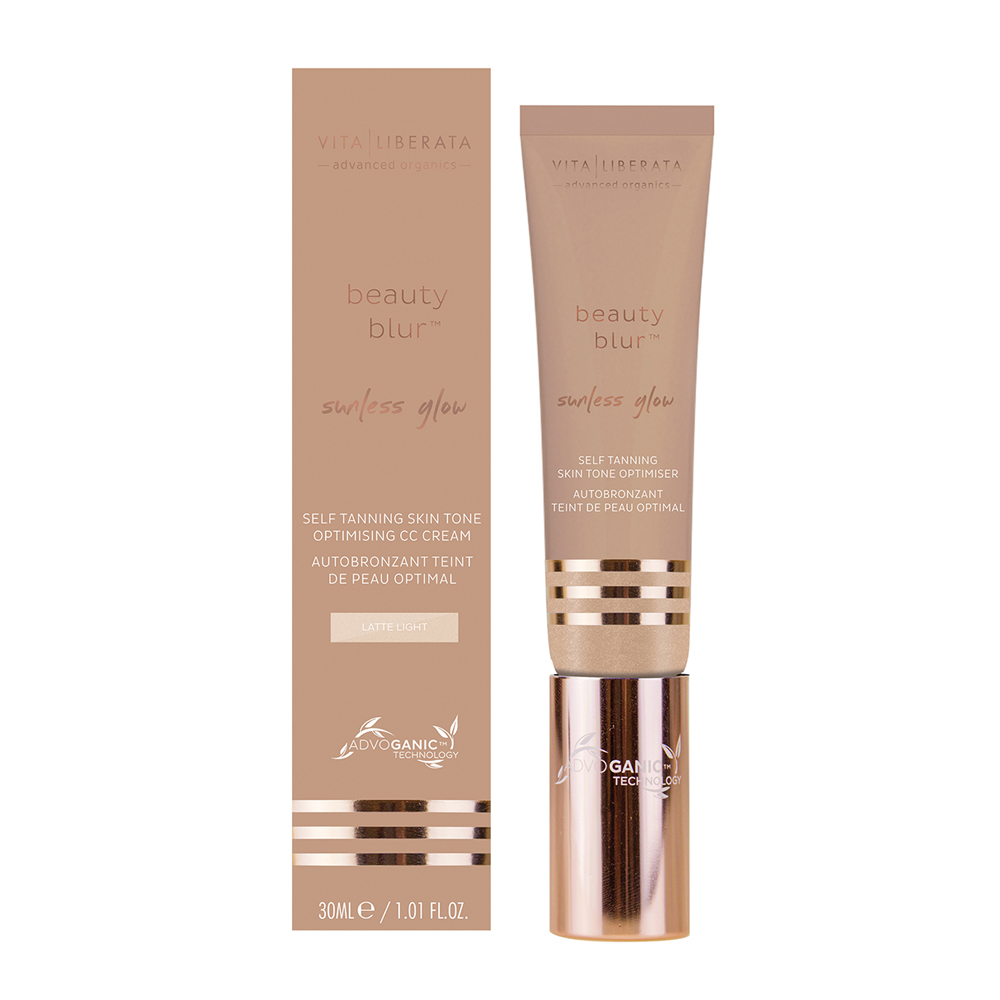 Beauty Blur™ Sunless Glow Self Tanning Skin Tone Optimising CC Cream