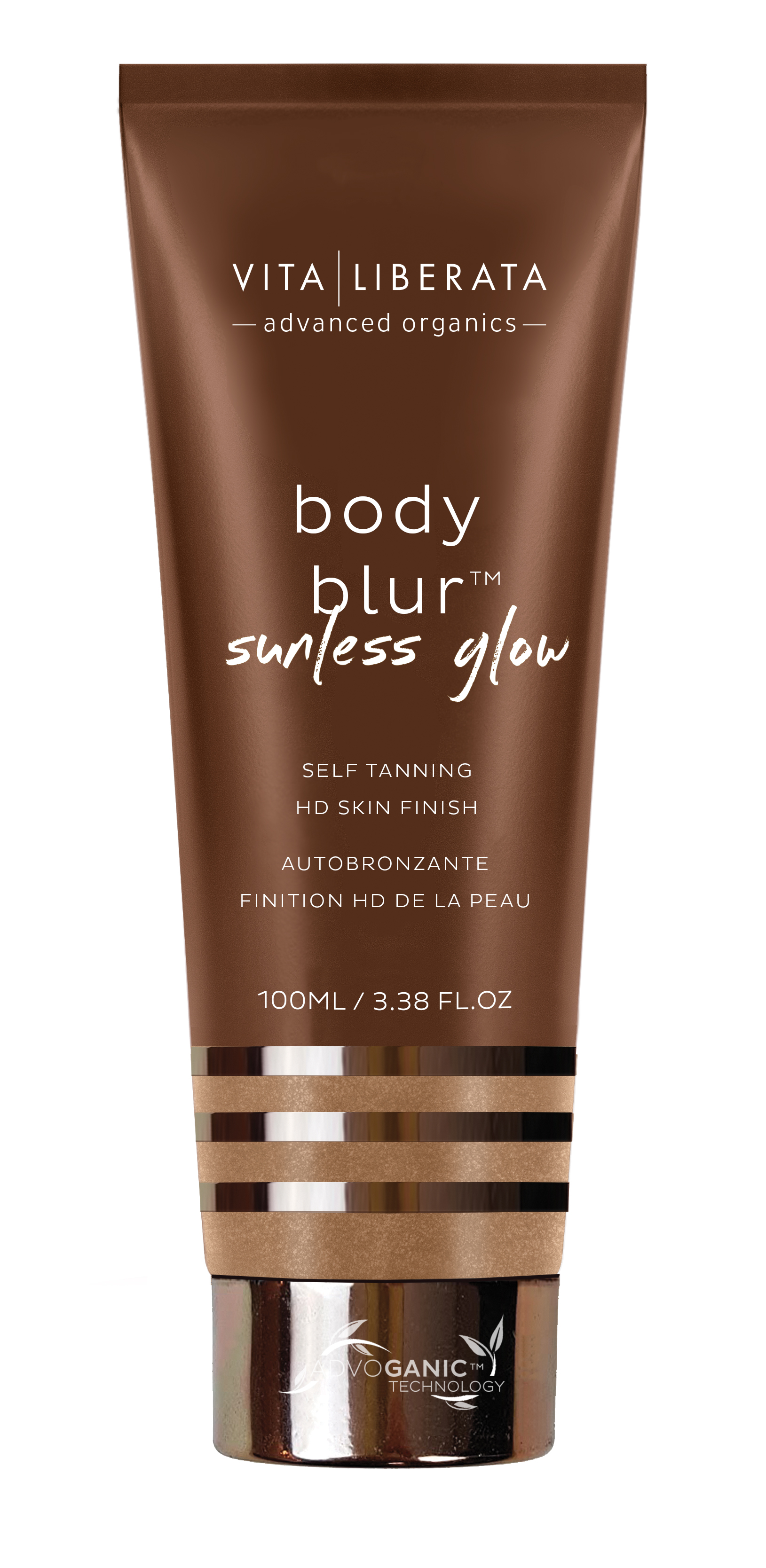 Body Blur Itseruskettava Glow – Latte Light & Latte
